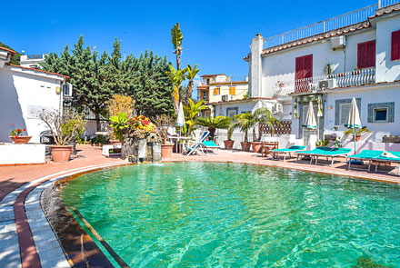 Charme Hotel Villa Tina