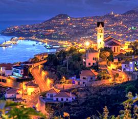 Madeiralainen ilta