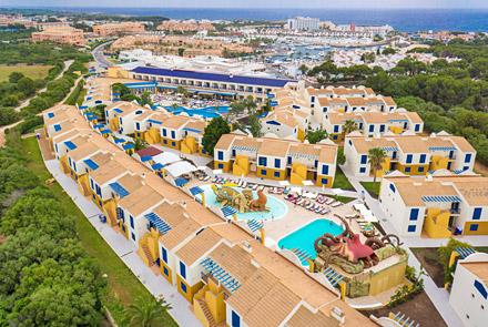 Mar Hotels Paradise Club & Spa, Cala'n Bosch