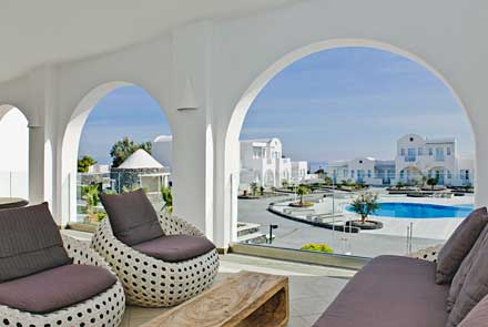 El Greco Resort, Fira