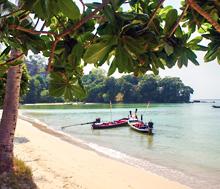 Bangkok–Phuket, Patong Beach