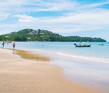 Phuket, Bangtao Beach