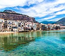 Cefalù, Sisilia