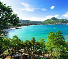 Phuket, Kamala Beach