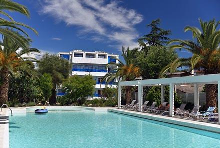 Corfu Palma Boutique Hotel, Dassia