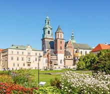 Krakova, Lento+hotelli