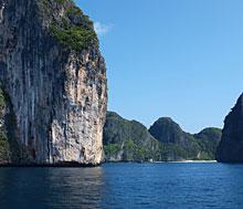 Sukellusretki Phi Phi -saarille