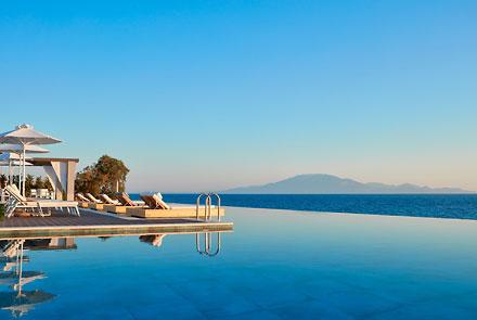 Lesante Blu Exclusive Beach Resort, Tragaki