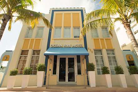 <p>Ocean Five ***, Miami Beach</p>