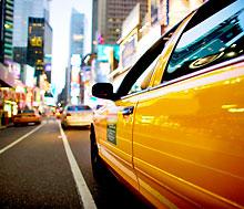 New York, Lento+hotelli