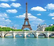 Pariisi, Lento+hotelli