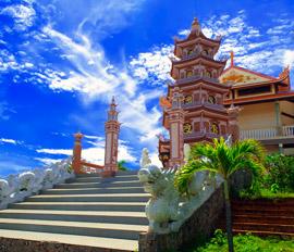 Phan Thietin kaupunkikierros