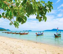 Phuket, Rawai Beach