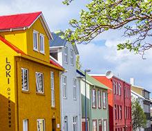 Reykjavik, Lento+hotelli