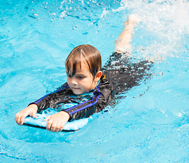 Aurinkoklubi uimakoulu