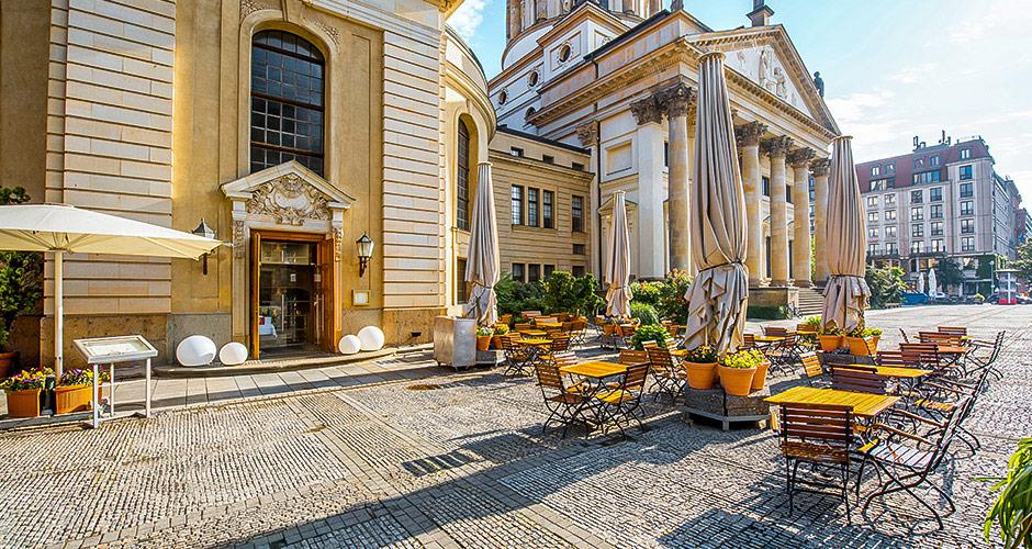 Berliini, Lento+hotelli 1