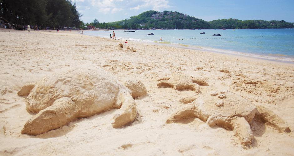 Phuket, Bangtao Beach 4