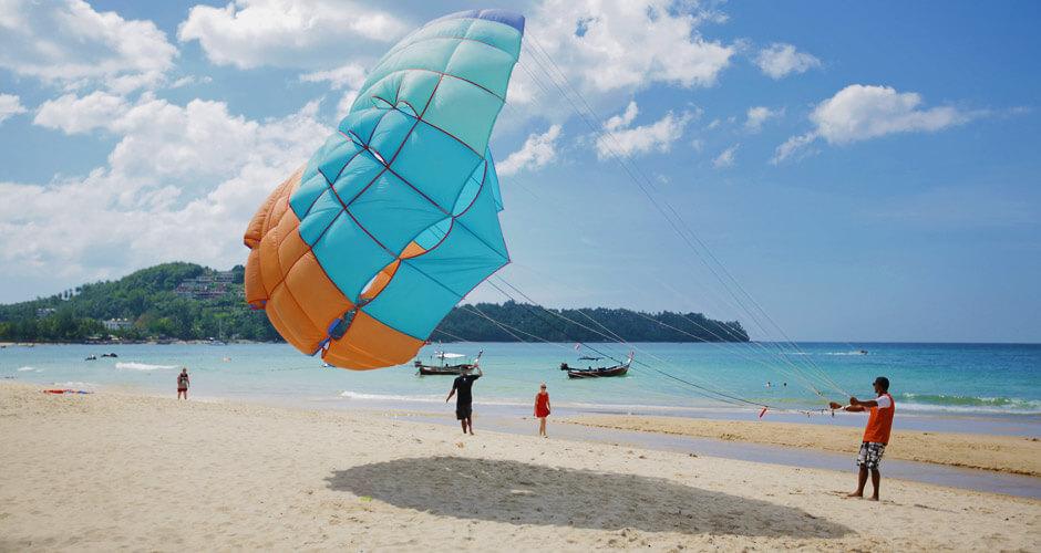 Phuket, Bangtao Beach 6