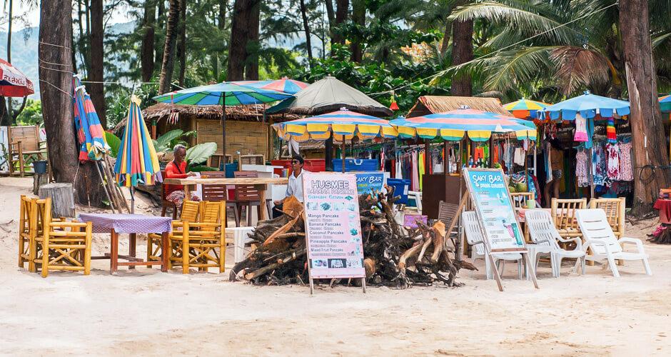 Phuket, Bangtao Beach 11
