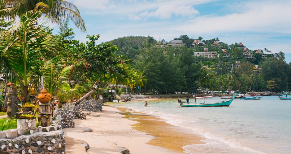 Phuket, Bangtao Beach 13