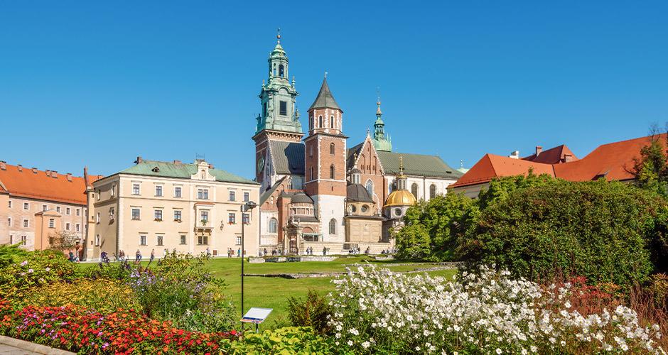 Krakova, Lento+hotelli 1