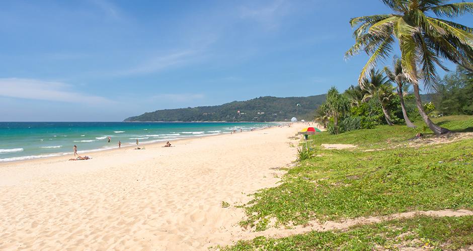 Phuket, Karon Beach 1