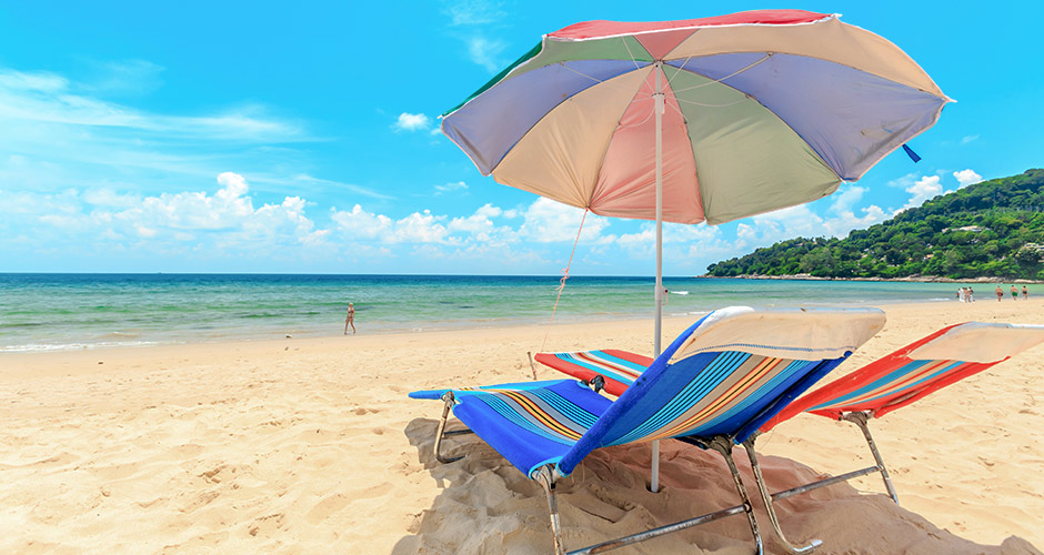 Phuket, Karon Beach 2