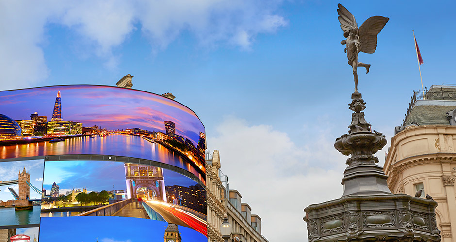 Lontoo, Lento+hotelli 28