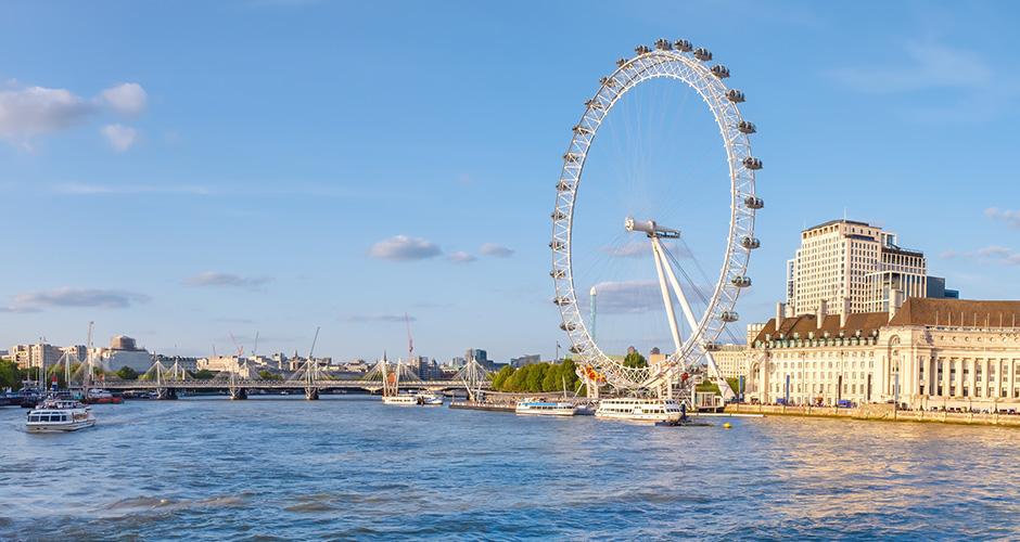 Lontoo, Lento+hotelli 4