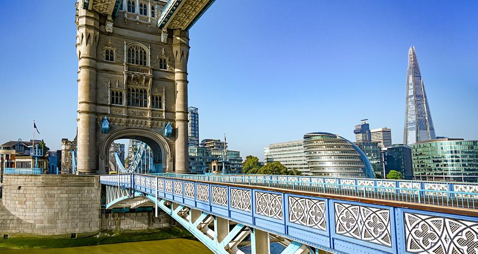Lontoo, Lento+hotelli 6