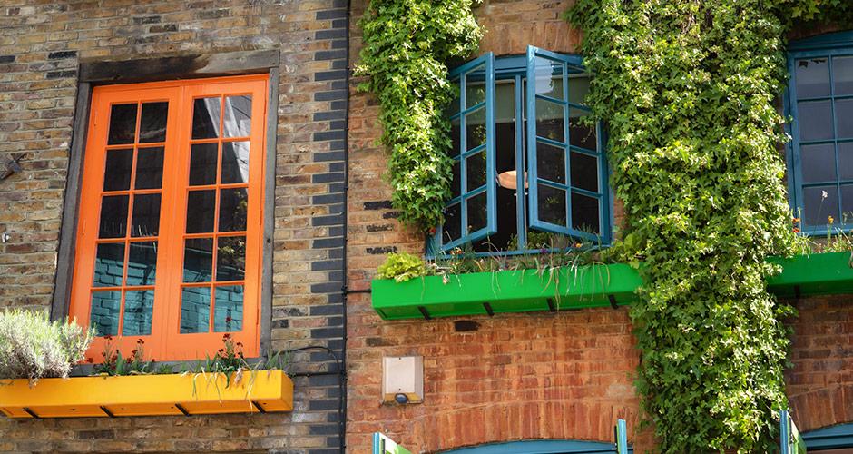 Lontoo, Lento+hotelli 11