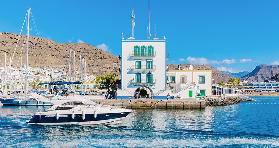 Gran Canaria Hotellit
