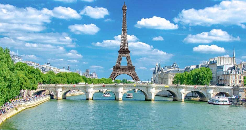 Pariisi, Lento+hotelli 1