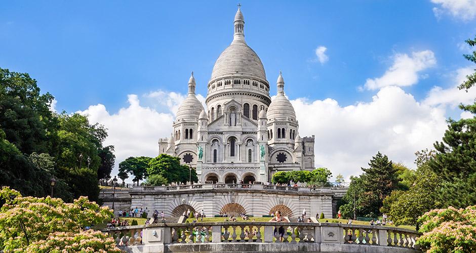Pariisi, Lento+hotelli 12