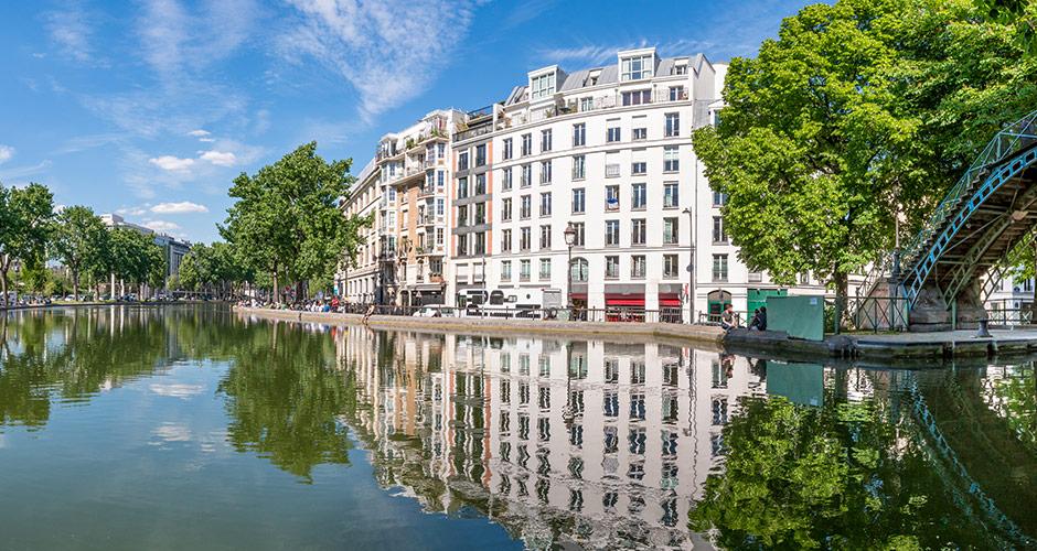 Pariisi, Lento+hotelli 13