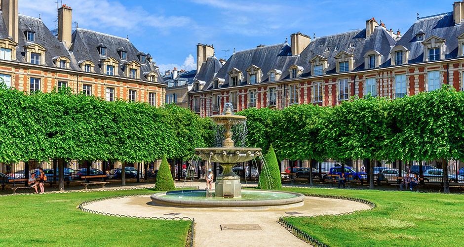 Pariisi, Lento+hotelli 14