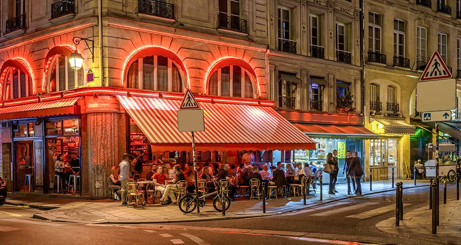 Pariisi, Lento+hotelli 21