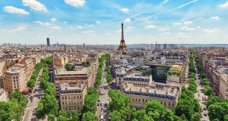 Pariisi, Lento+hotelli 3