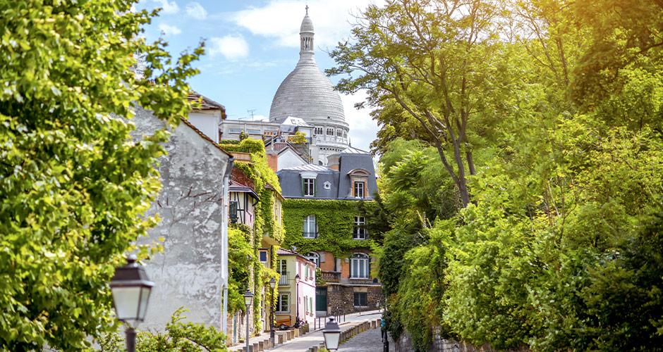 Pariisi, Lento+hotelli 10