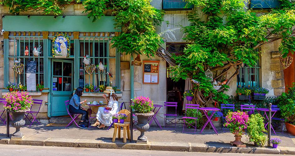 Pariisi, Lento+hotelli 11