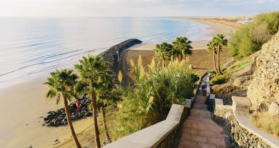 Playa del Inglés, Gran Canaria 5