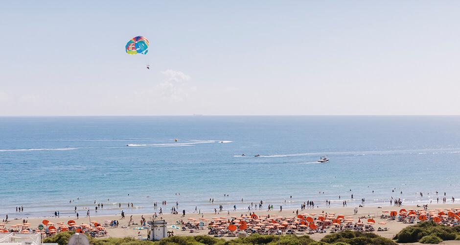 Playa del Inglés, Gran Canaria 10
