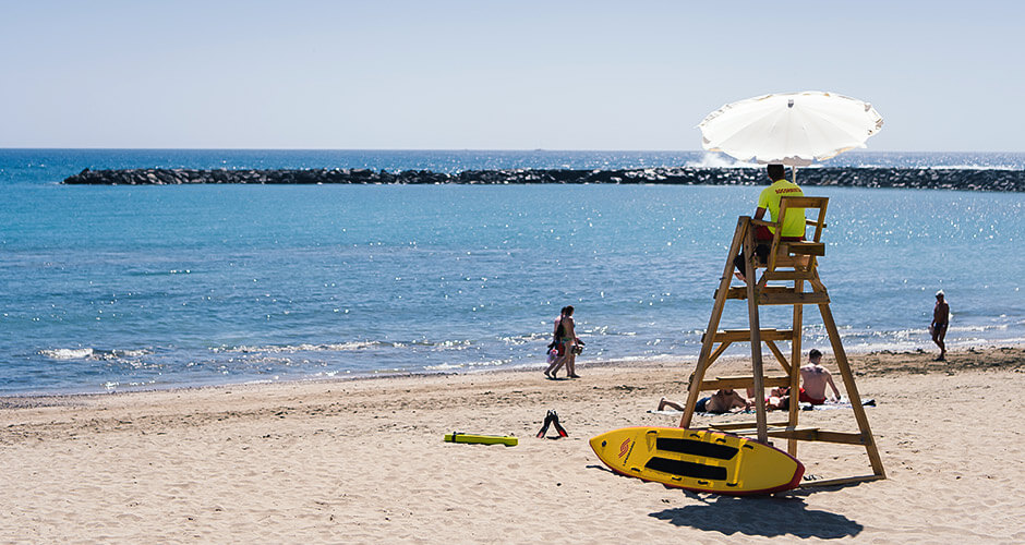 Playa de las Americas, Teneriffa 7
