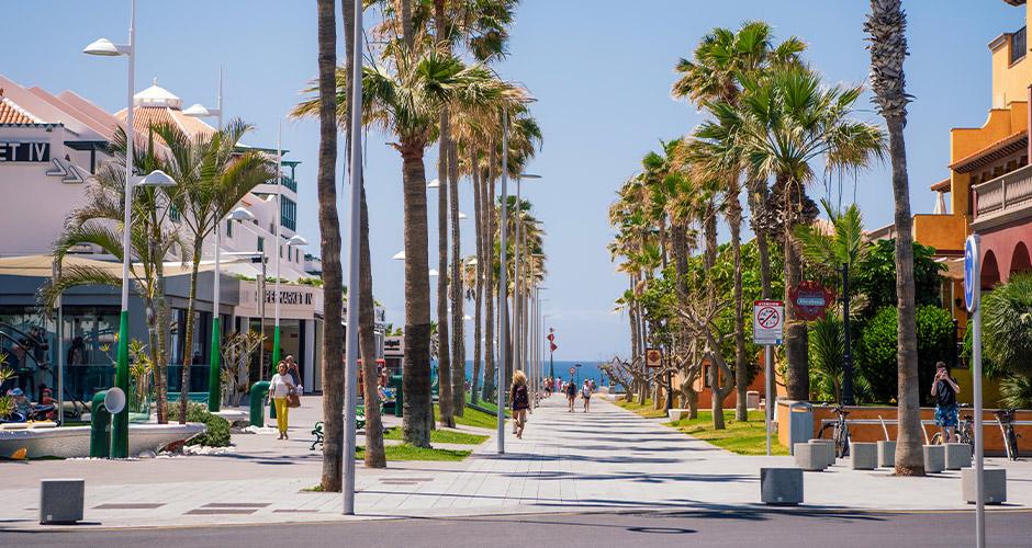 Playa de las Americas, Teneriffa 2