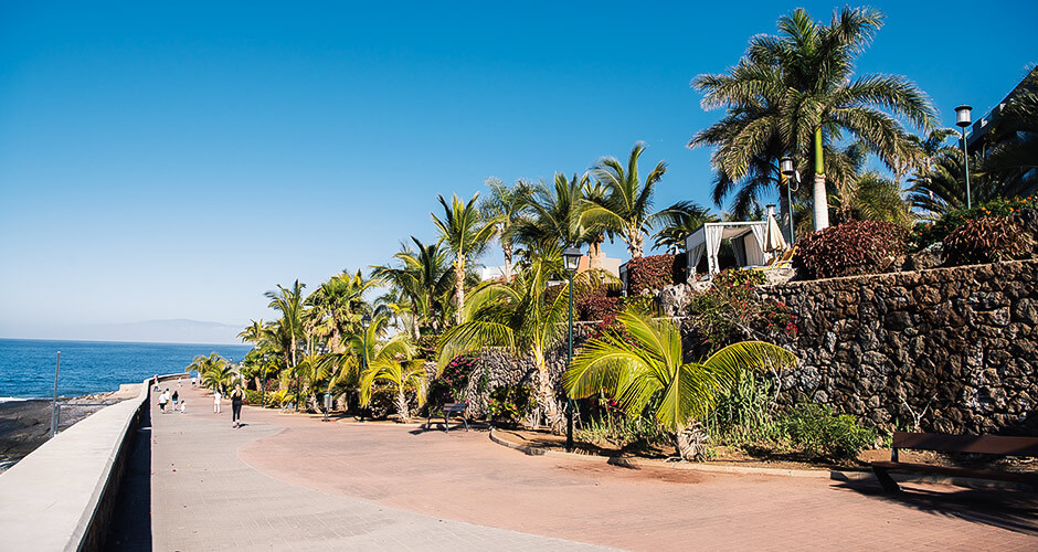 Playa Paraiso, Teneriffa 8