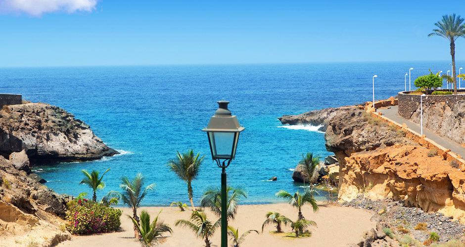 Playa Paraiso, Teneriffa 2