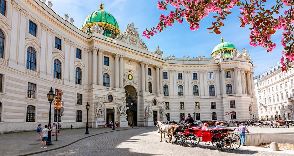 Wien, Lento+hotelli 3