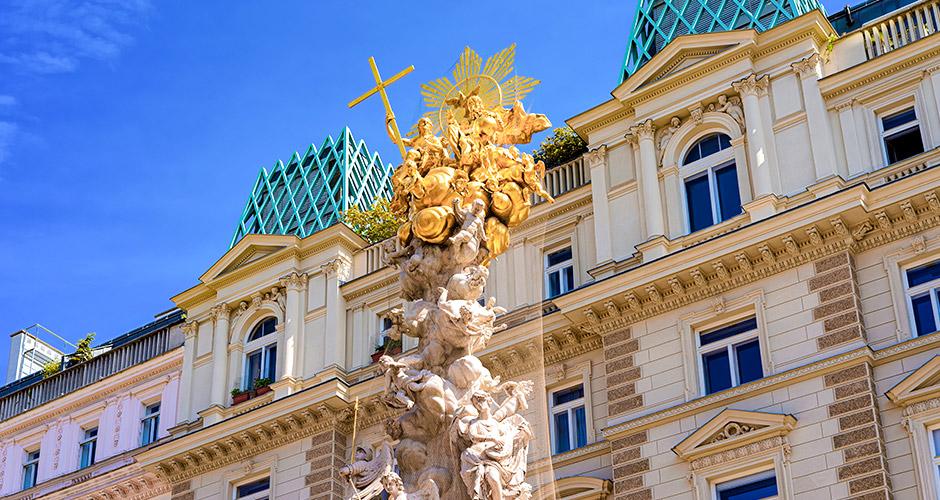 Wien, Lento+hotelli 4