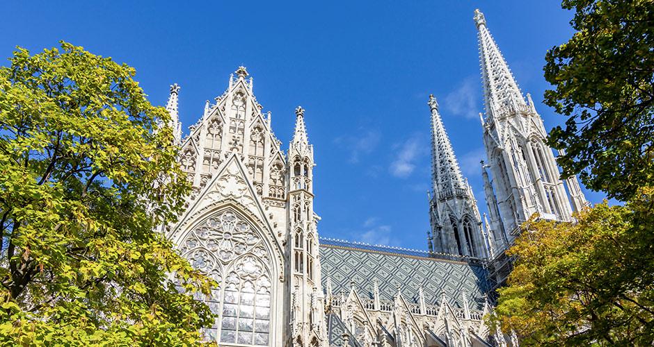 Wien, Lento+hotelli 5