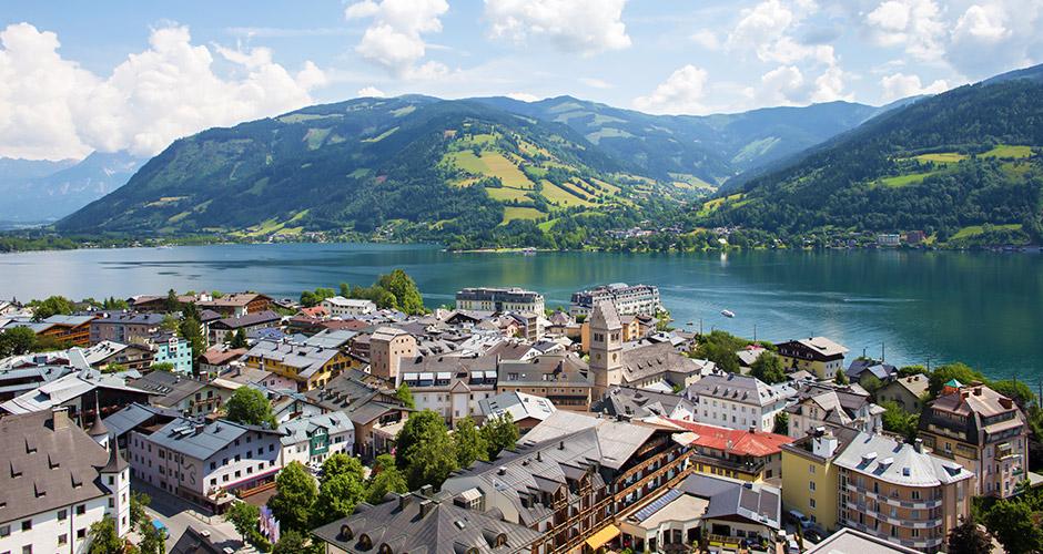 Itävalta 6 - Kuva Zell am See–Kaprun Tourismus Gmbh